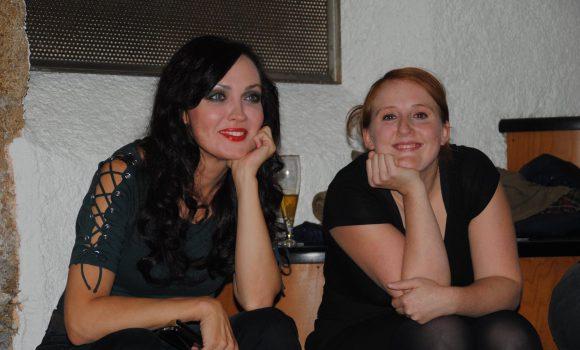 Kabarettistin, Musikerin, Sängerin, aus München Bayern Viktoria Lein