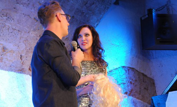 Musikkabarett Bayern, Kabarettisten, Kabarettistin Sängerin Viktoria Lein
