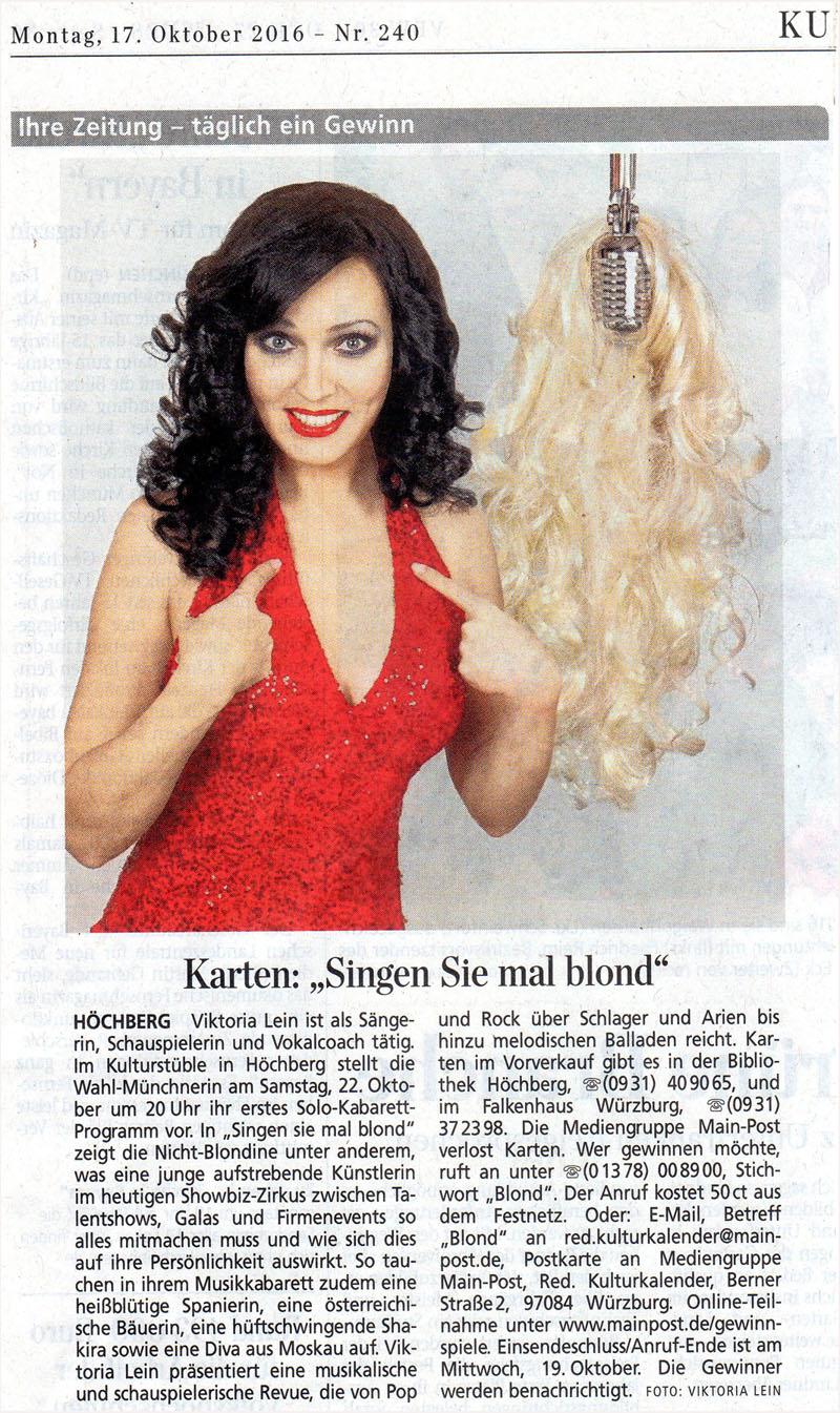 bayerisches kabarett, fraeun kabarett solo programm bayern