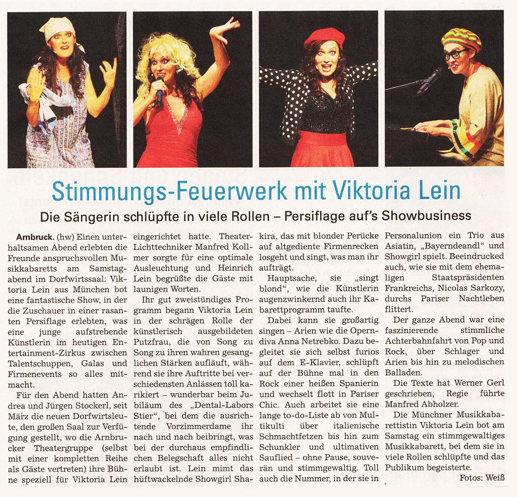 musik, Kabarett comedy Damen deutschland münchen