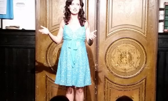 Musik, Kabarett und Comedy, junge Talente, Viktoria Lein aus München